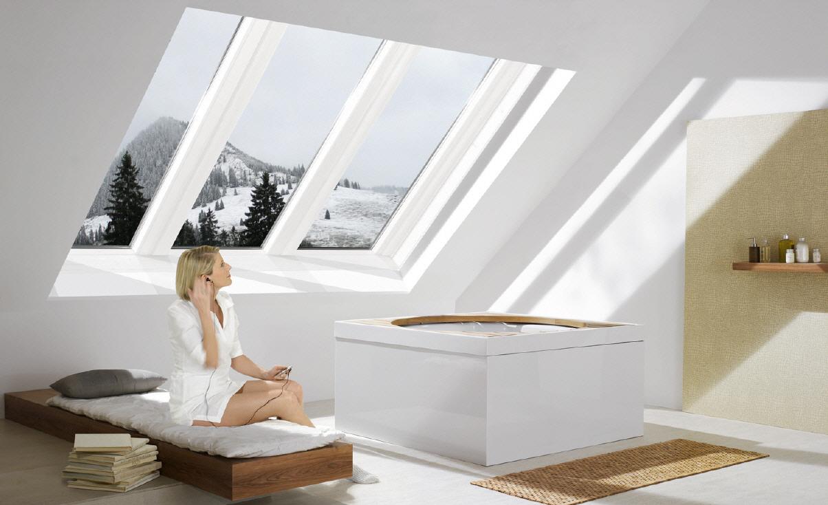 Roto-Azuro-Panorama-Dachfenster